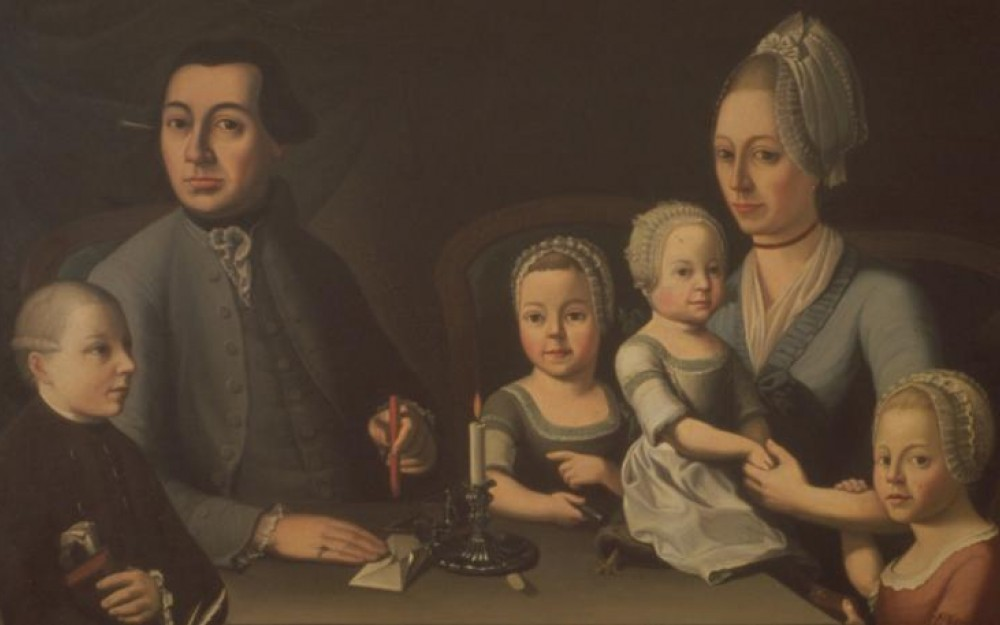 painting-of-johann-rudolf-geigy-gemuseus-with-family
